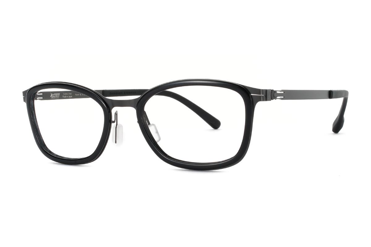 嚴選日製薄鋼眼鏡 FA2S-1507-C711