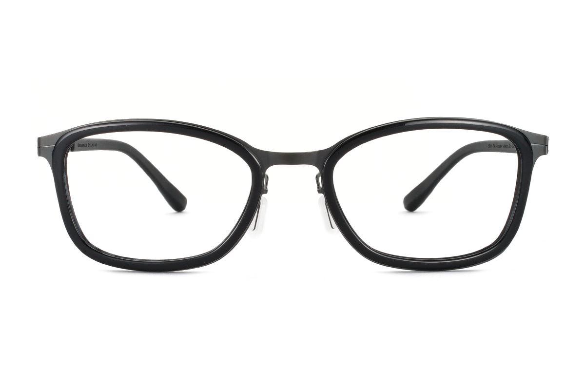 嚴選日製薄鋼眼鏡 FA2S-1507-C712