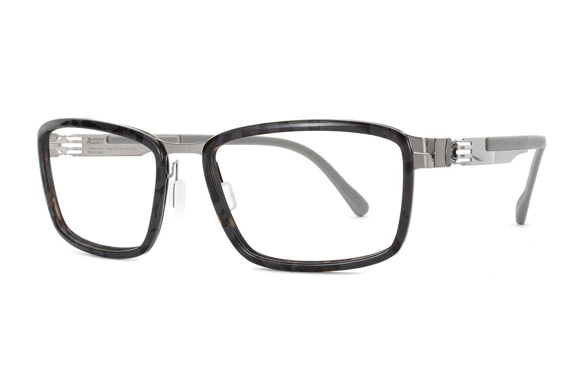嚴選日製薄鋼眼鏡 FA2L-1602-C41