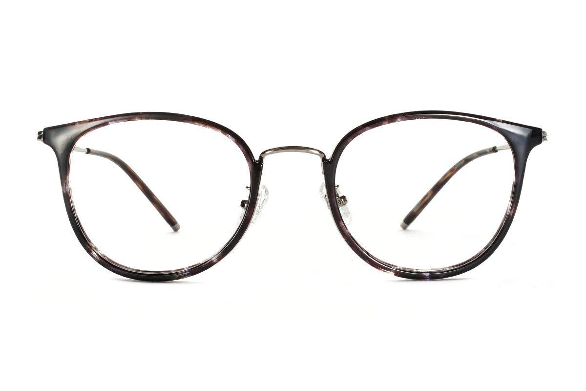 嚴選質感眼鏡 FU917-C512