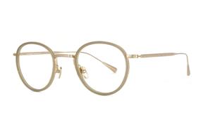 眼鏡鏡框-高質感鈦複合框 M5181-C4