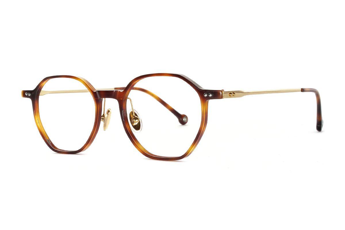 嚴選復古質感眼鏡 FSY2108-C41