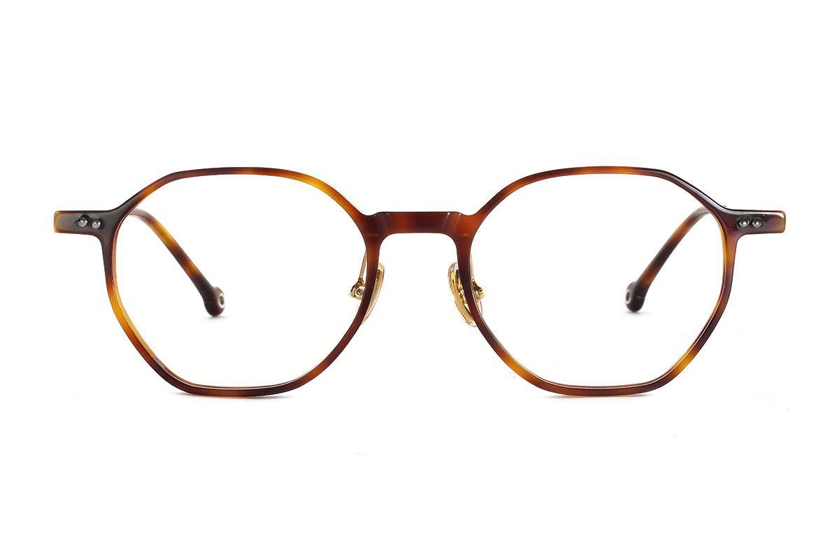 嚴選復古質感眼鏡 FSY2108-C42
