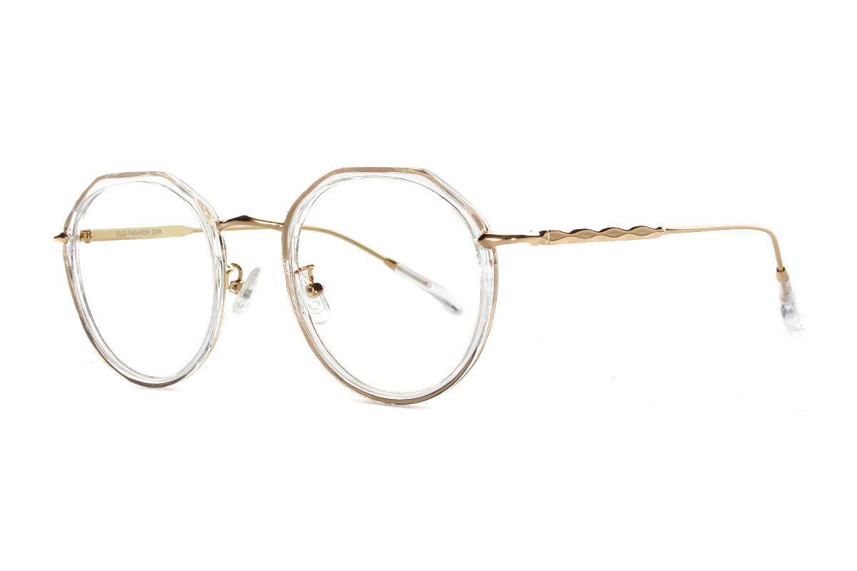 嚴選質感透明眼鏡 FU1128-C81