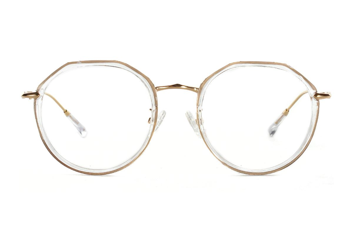 嚴選質感透明眼鏡 FU1128-C82