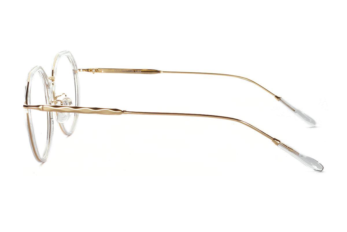 嚴選質感透明眼鏡 FU1128-C83