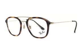 眼鏡鏡框-Ray Ban 複合眼鏡 7098-2012