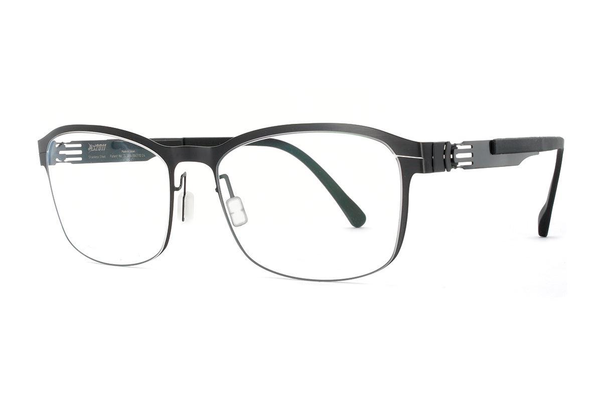 嚴選日製薄剛眼鏡 FX2M-1506-C711
