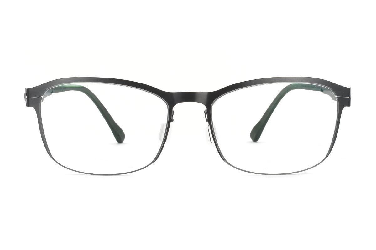 嚴選日製薄剛眼鏡 FX2M-1506-C712