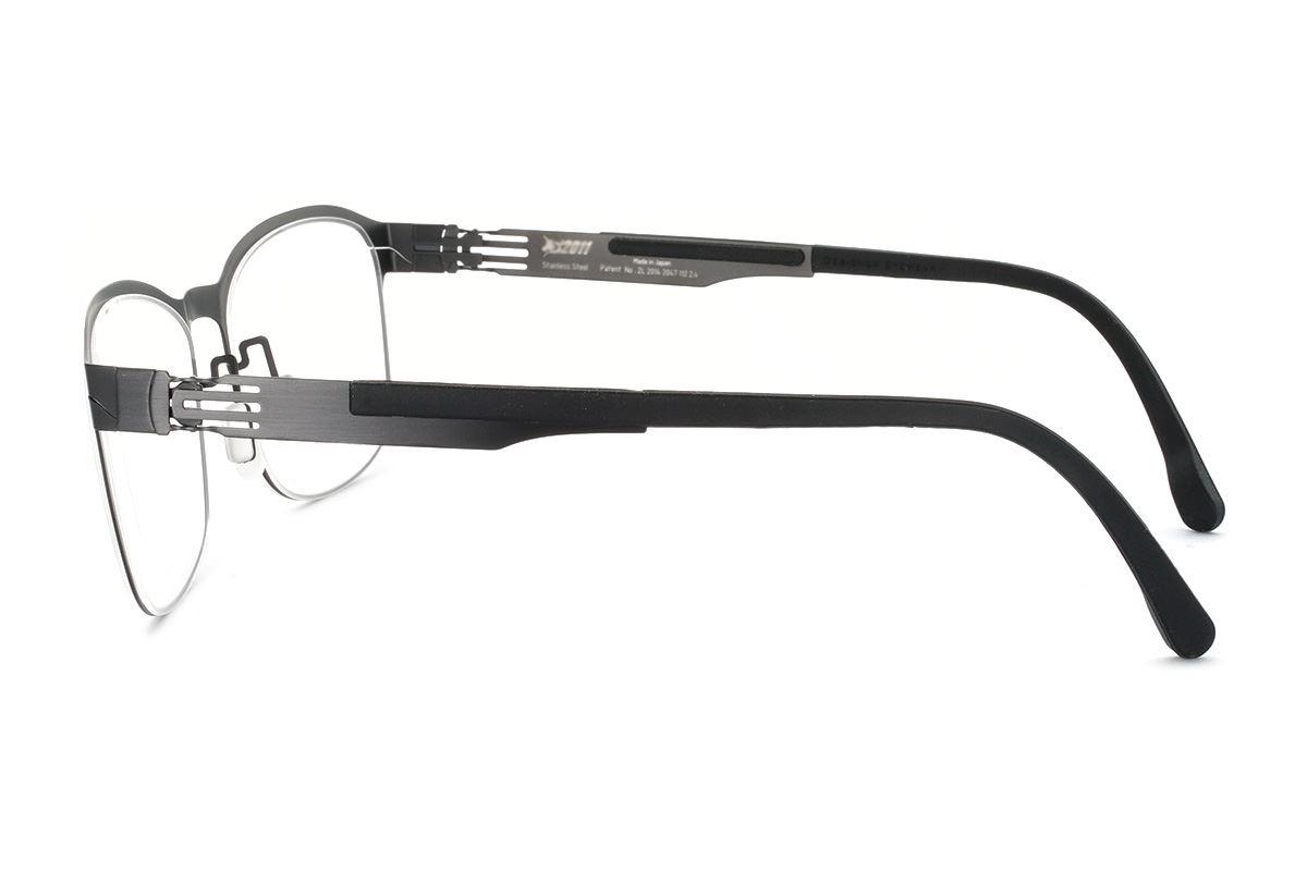 嚴選日製薄剛眼鏡 FX2M-1506-C713