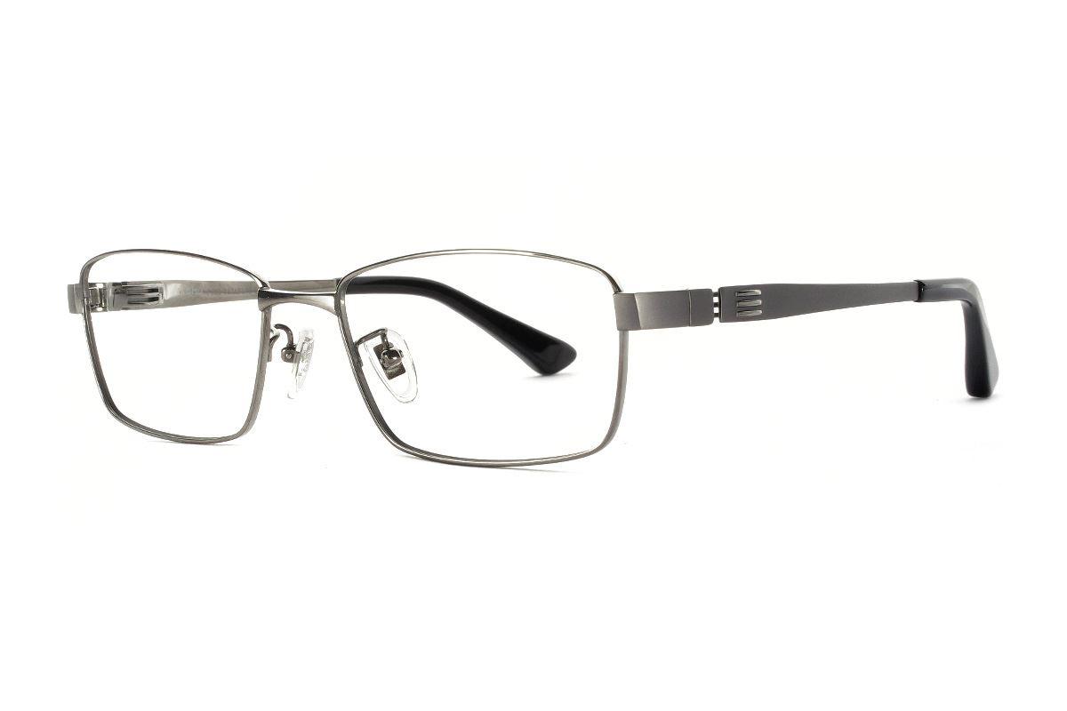 严选高质感纯钛眼镜  11422-C81