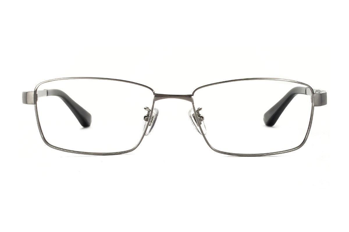 严选高质感纯钛眼镜  11422-C82
