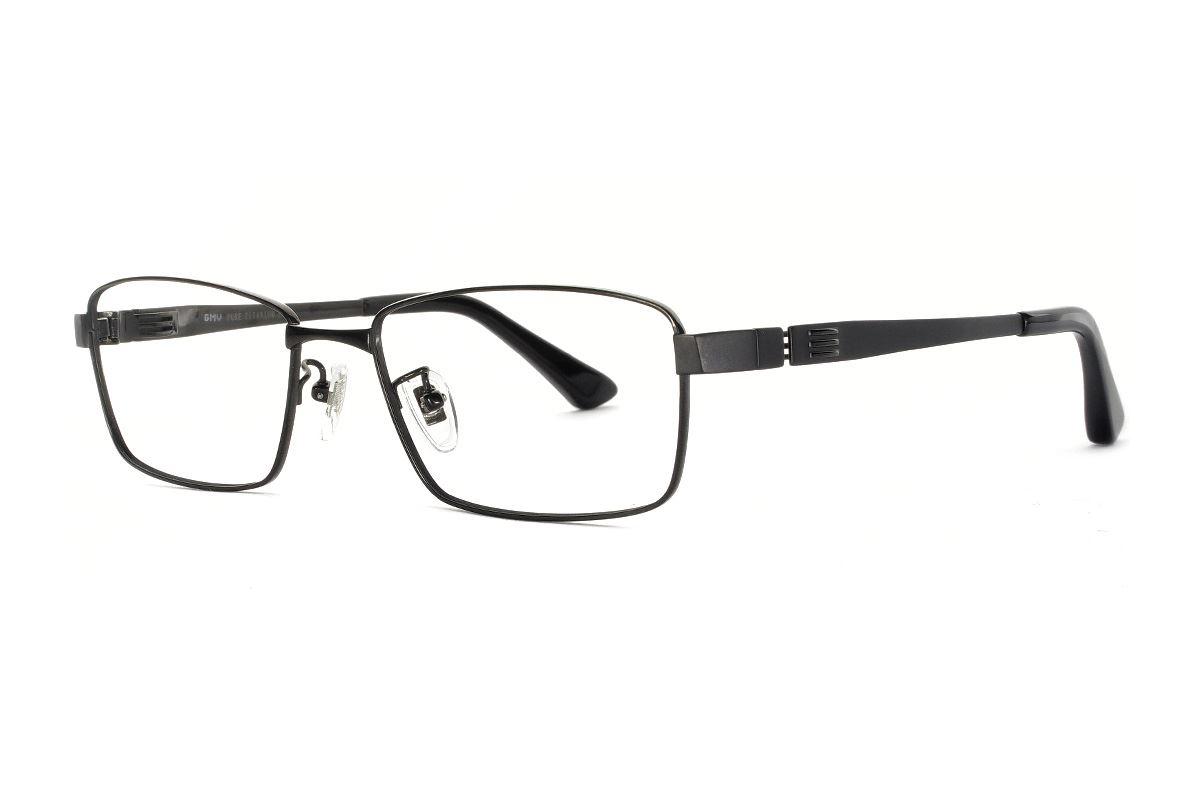 严选高质感纯钛眼镜  11422-C101