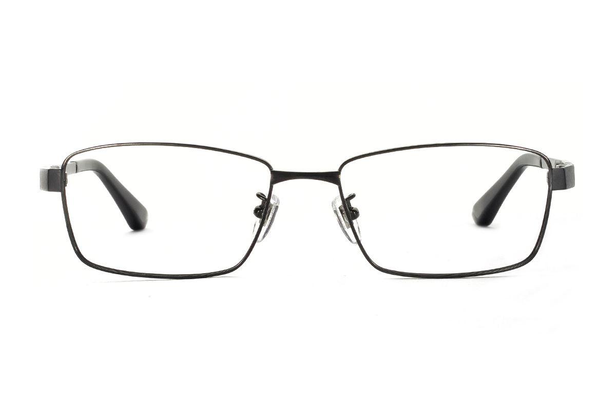 严选高质感纯钛眼镜  11422-C102