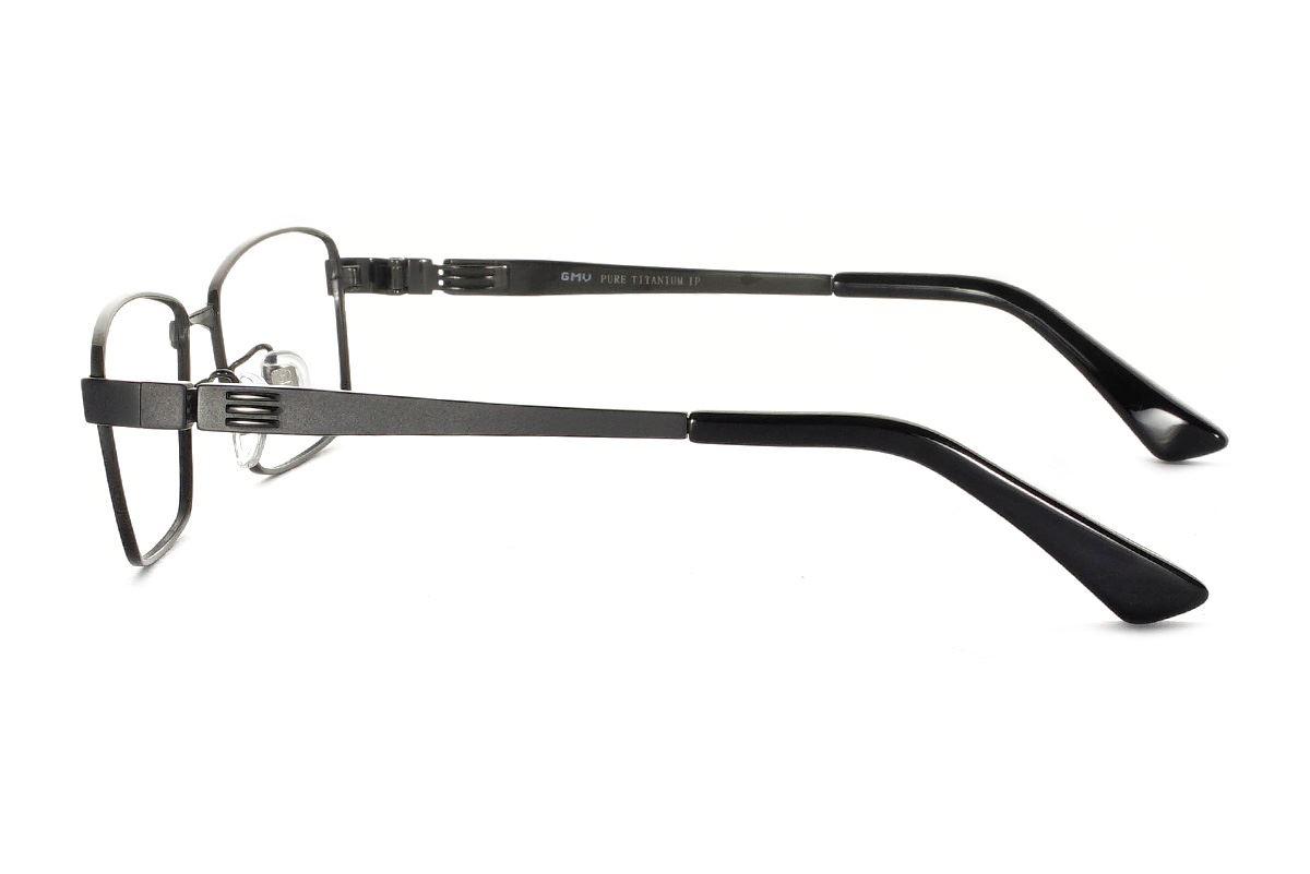 严选高质感纯钛眼镜  11422-C103