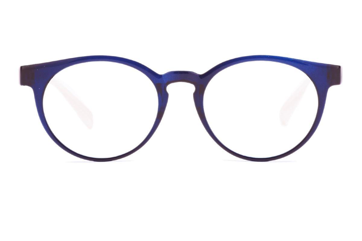 嚴選韓製眼鏡框 FD011-BU2