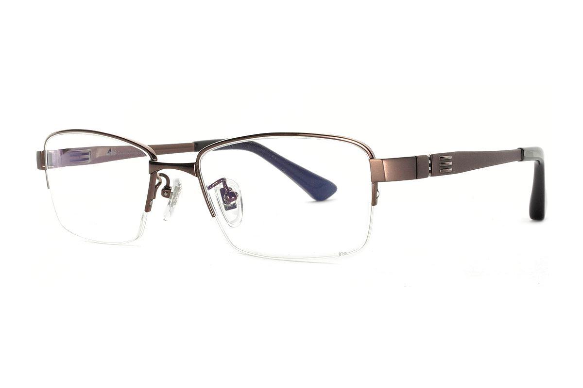 严选高质感纯钛眼镜  11423-C91
