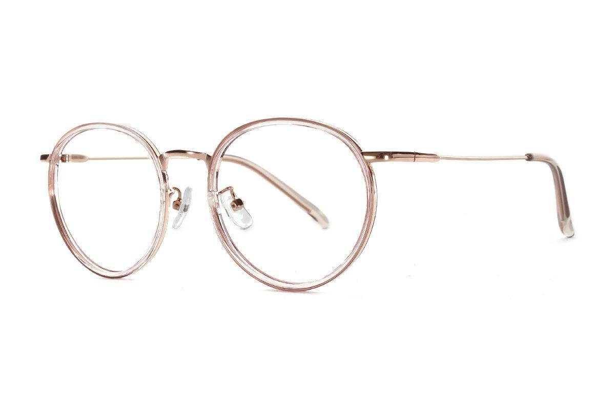 严选质感透明眼镜 FS6307-C51
