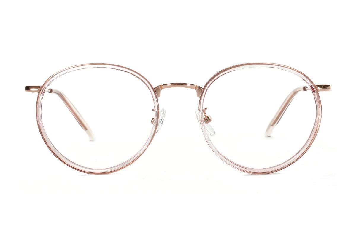 严选质感透明眼镜 FS6307-C52