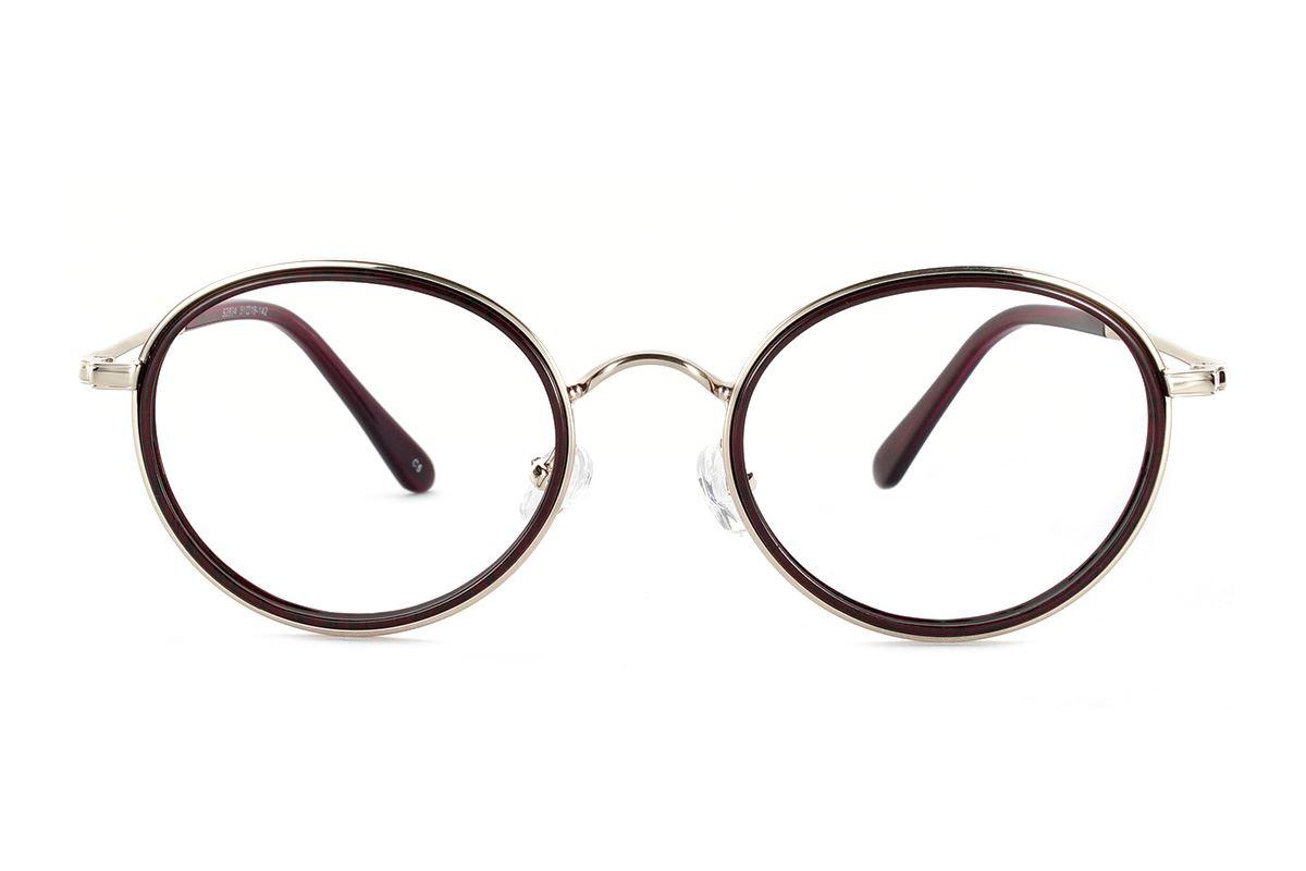 嚴選復古質感眼鏡 FS2934-C52