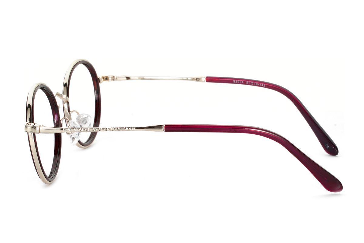 嚴選復古質感眼鏡 FS2934-C53