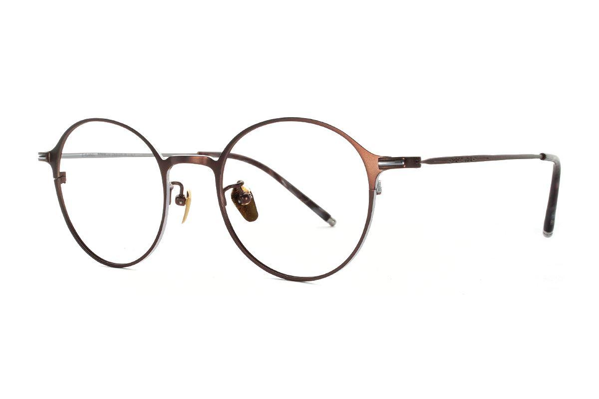 嚴選高質感鈦鏡框 FY80011-C101