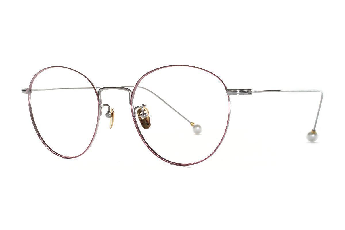 严选高质感钛镜框 FY80023-C121