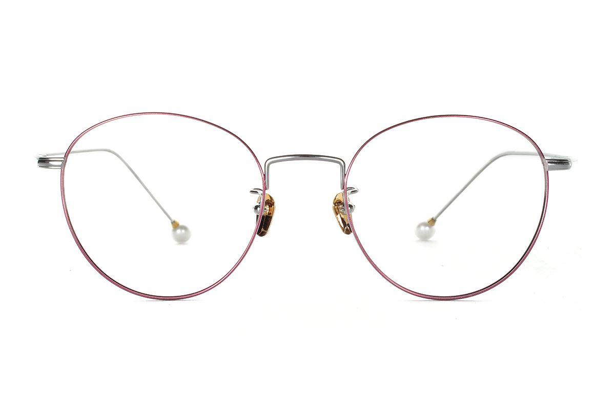 严选高质感钛镜框 FY80023-C122