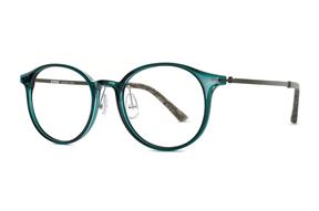 眼鏡鏡框-嚴選韓製超輕量眼鏡 FGM02-C5