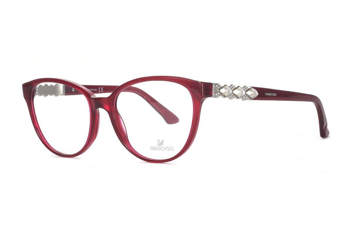 Swarovski 水晶眼鏡框 SW5114-0811