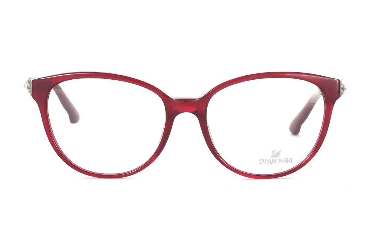 Swarovski 水晶眼鏡框 SW5114-0812