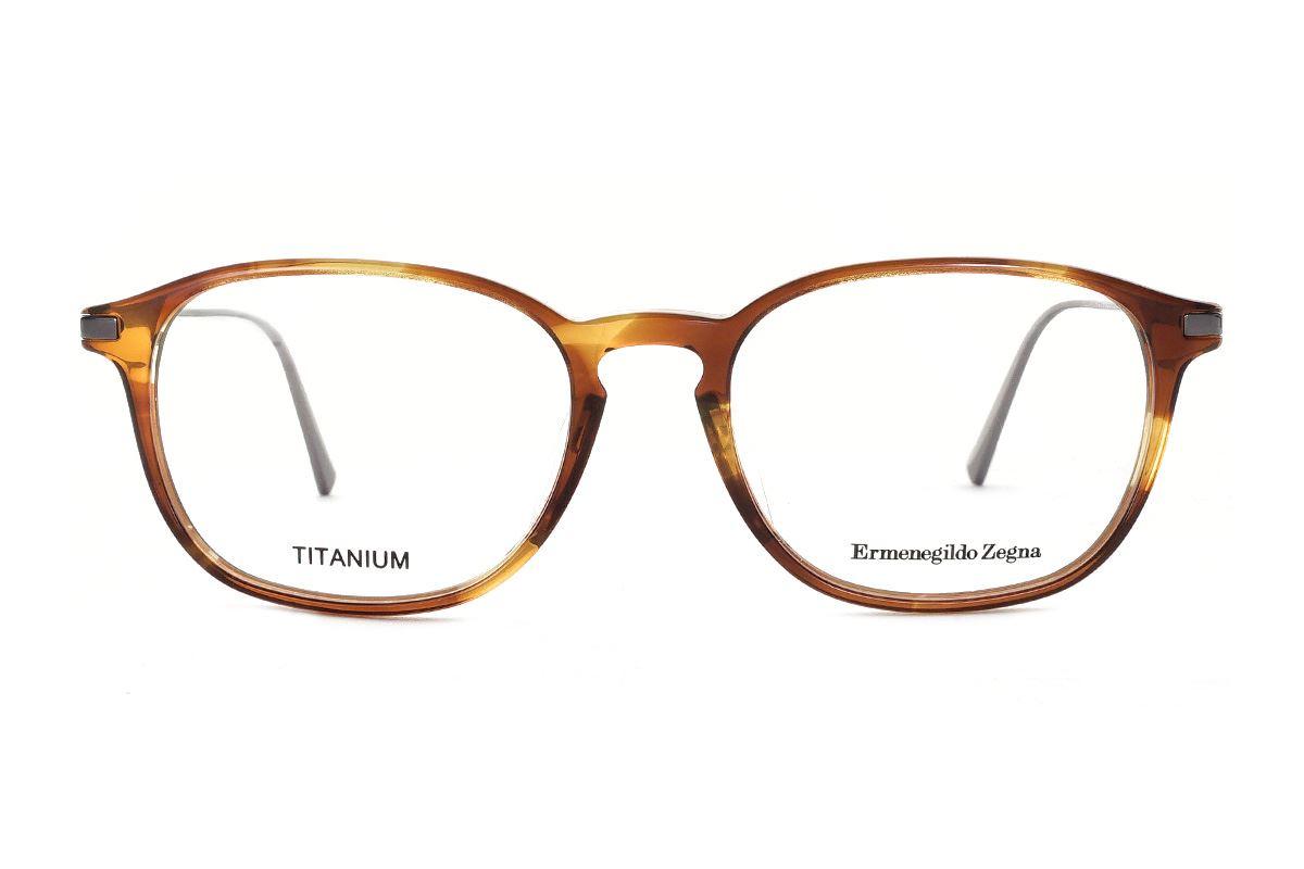 Ermenegildo Zegna 光學眼鏡 EZ5051F-047 2
