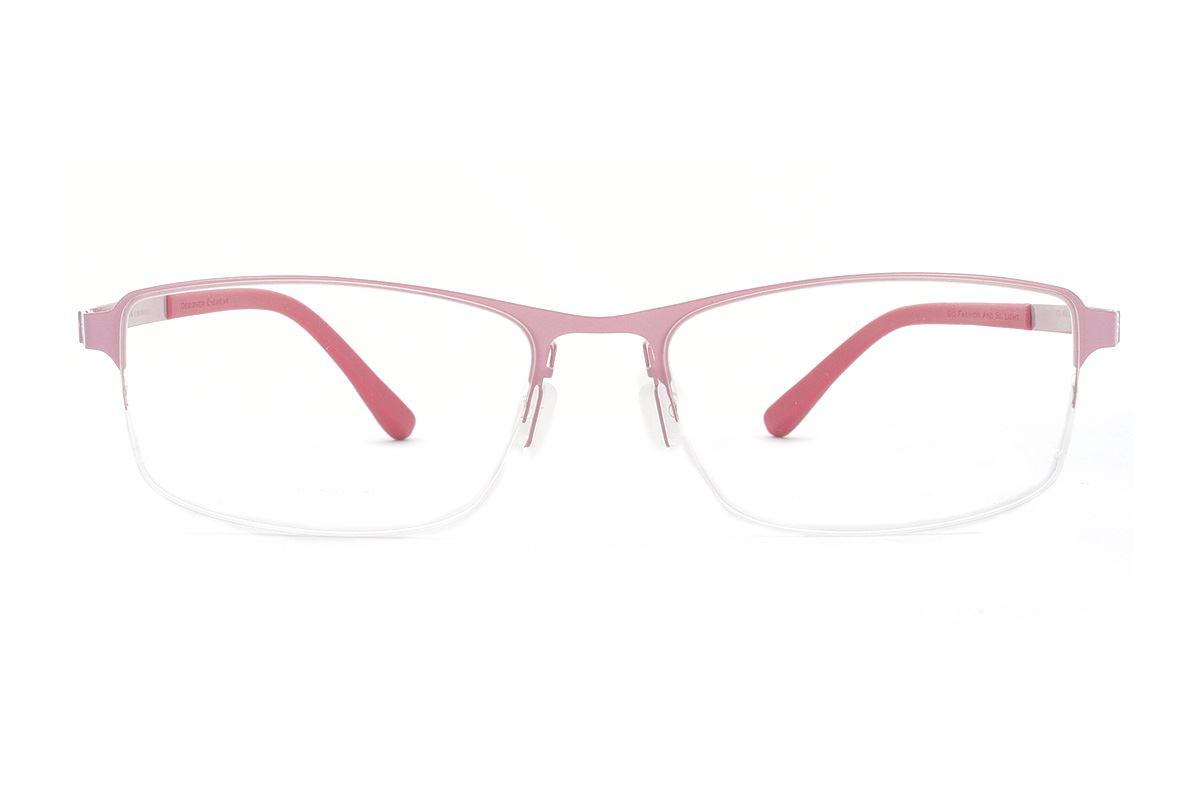 严选日制薄刚眼镜 FX2S-1604-C722