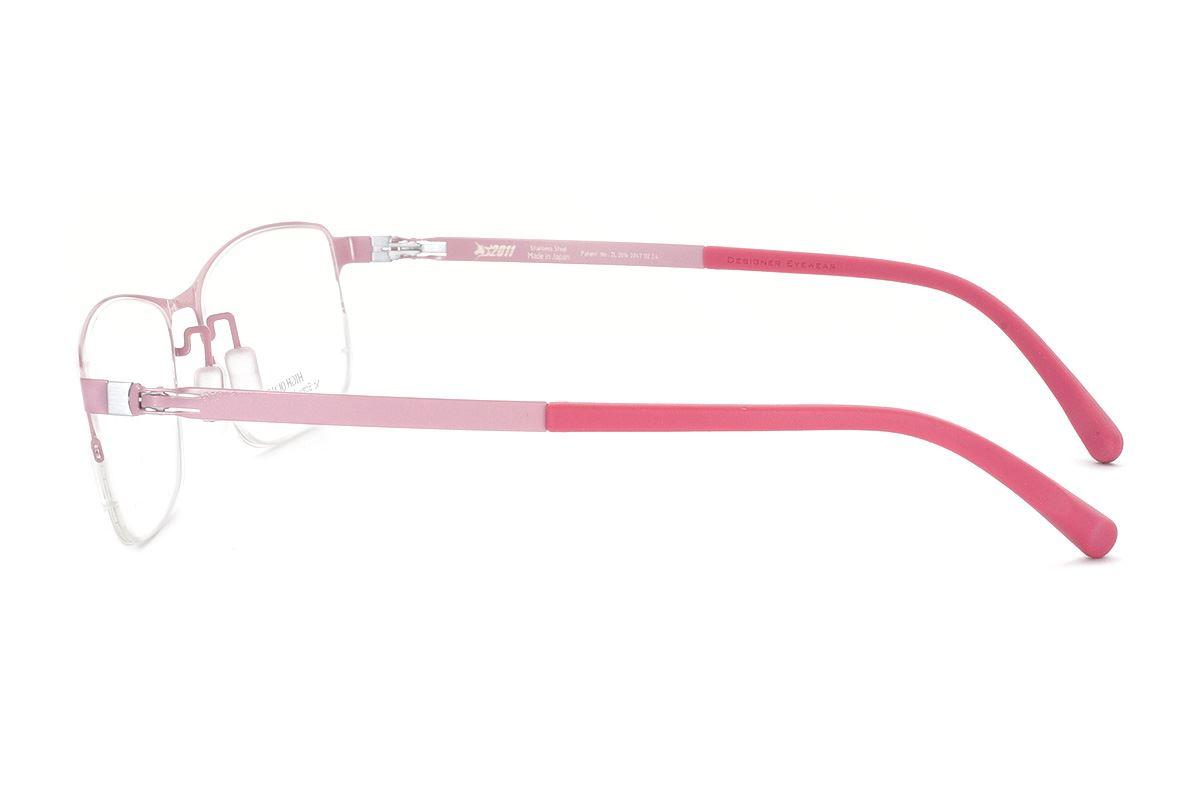严选日制薄刚眼镜 FX2S-1604-C723