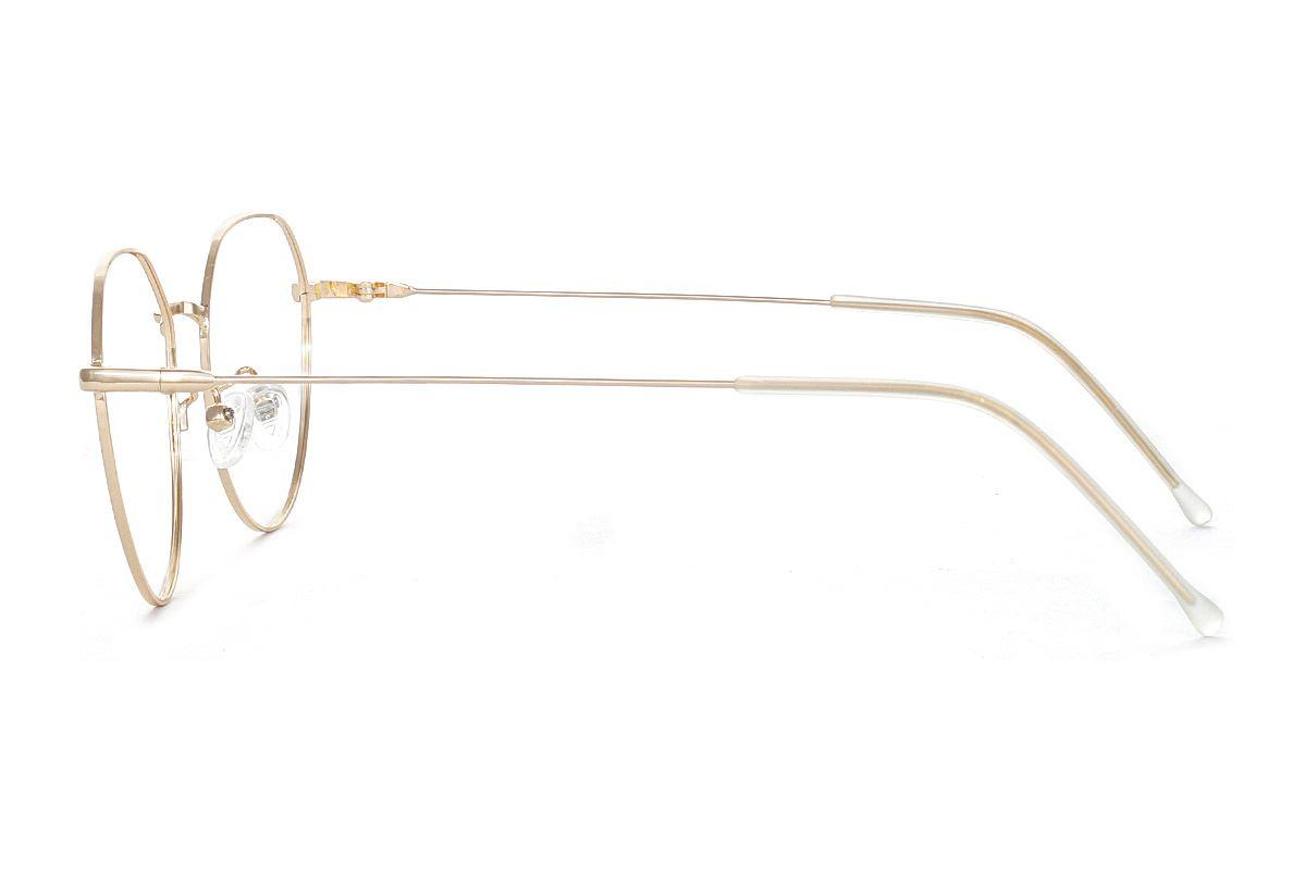 严选质感细框眼镜 FUBR9502-C93