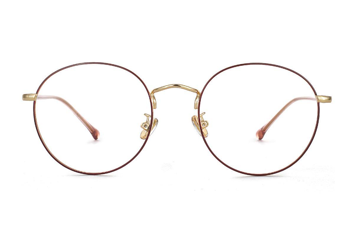 嚴選質感細框眼鏡 FUS941-C152