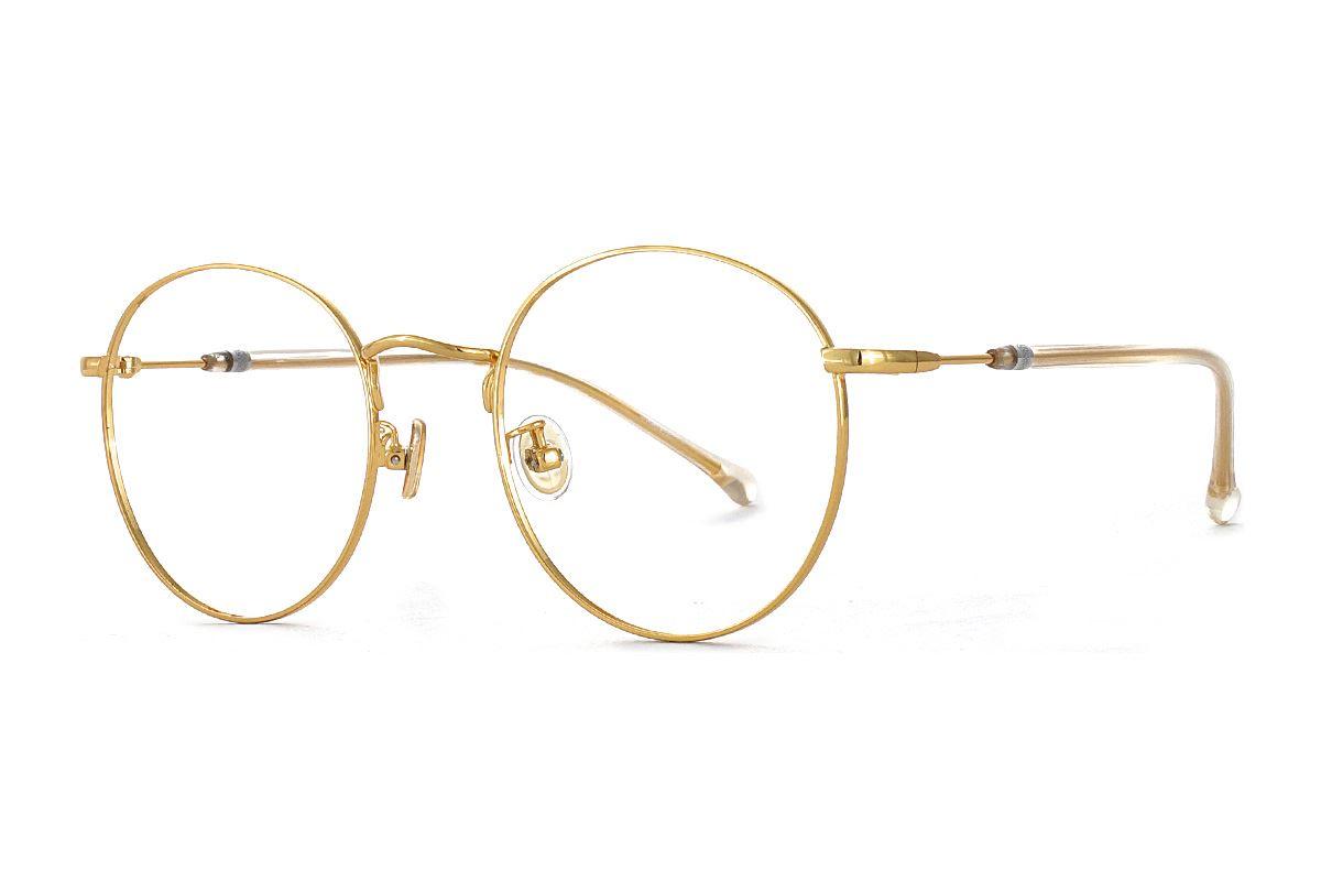 严选质感细框眼镜 FUS941-C171
