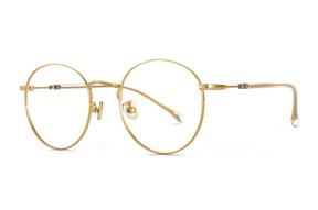 眼鏡鏡框-嚴選質感細框眼鏡 FUS941-C17