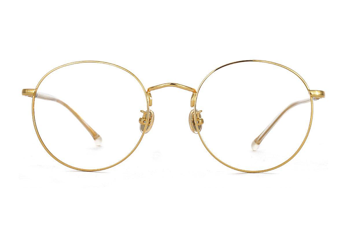 严选质感细框眼镜 FUS941-C172