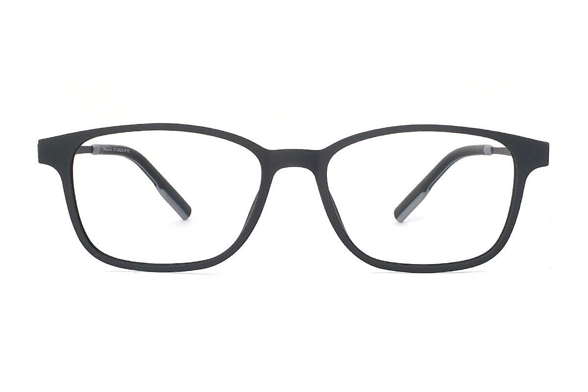 严选高质感弹性钛镜框-h8078-c12