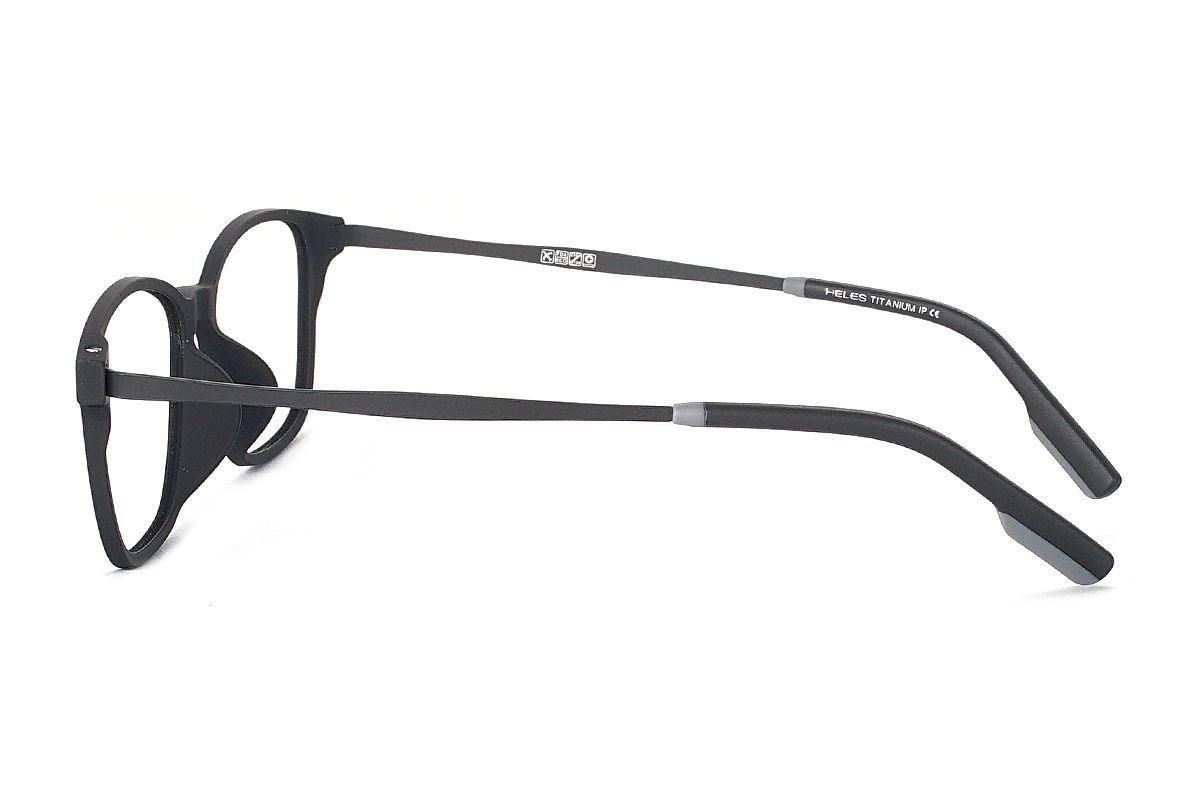 严选高质感弹性钛镜框-h8078-c13