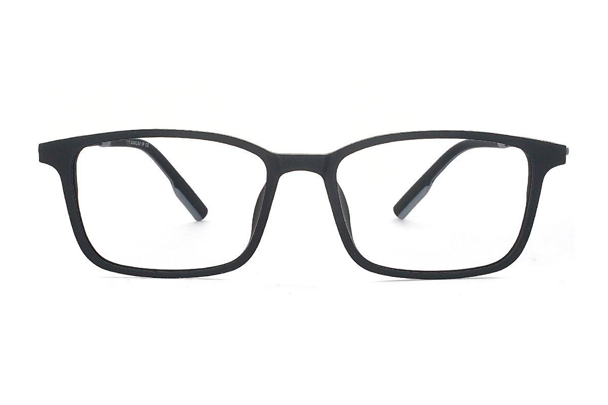 嚴選高質感彈性鈦鏡框 H8098-C1 2