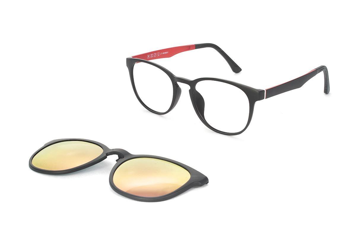 前挂偏光水银太阳眼镜 FJ008-C42