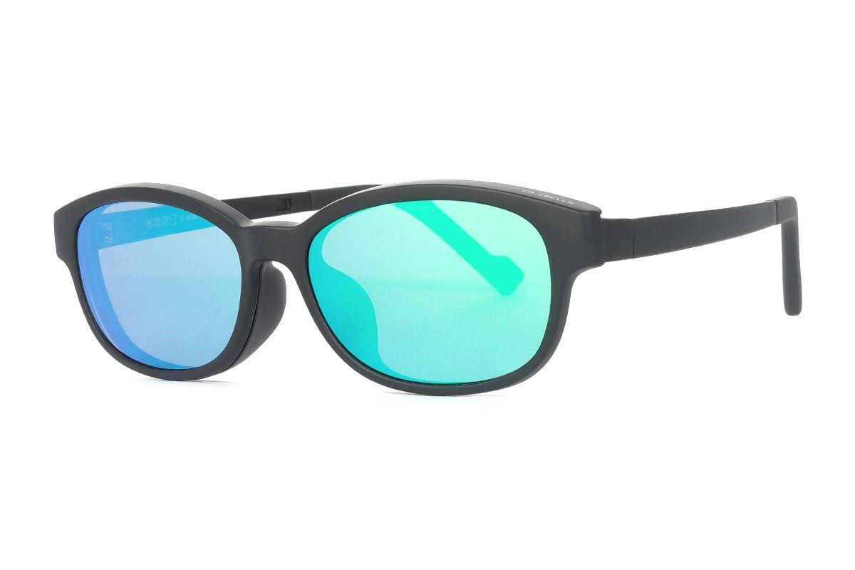 前掛偏光水銀太陽眼鏡 F1302-C11