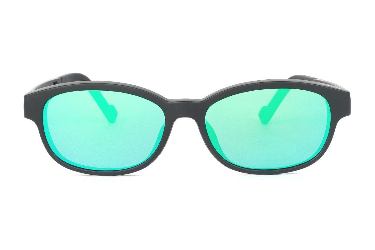前掛偏光水銀太陽眼鏡 F1302-C13