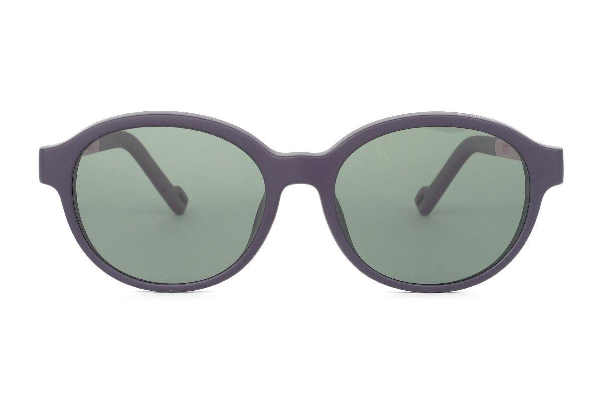 前挂偏光水银太阳眼镜 F1303-C33