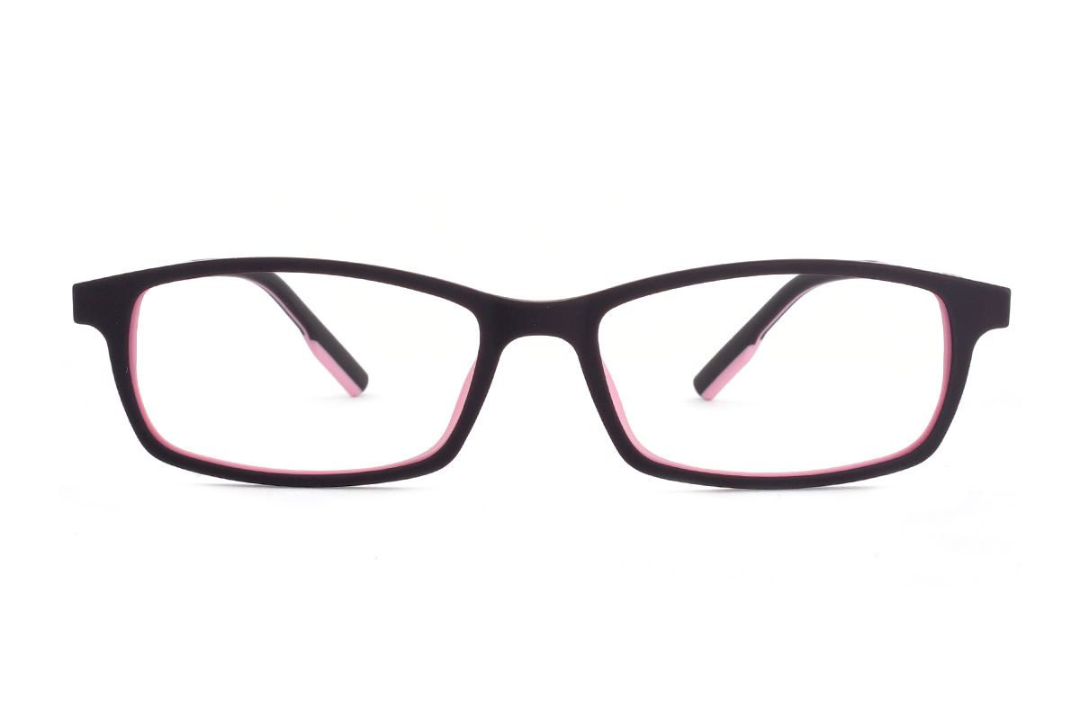 严选高质感弹性钛镜框 H8050-C6G2