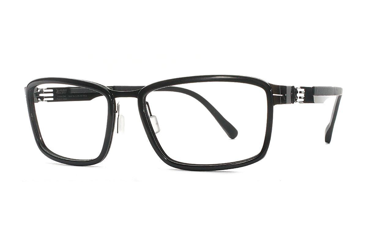 严选日制薄钢眼镜 FA2L-1602-C41