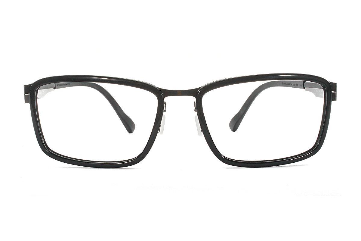 严选日制薄钢眼镜 FA2L-1602-C42