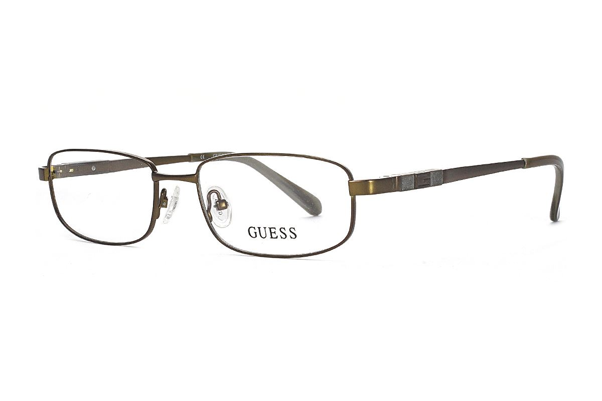 Guess 高質感眼鏡 GU1817-D961